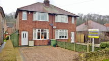 2 bed semi detached property for sale in Church Road...