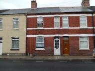 Terraced house in Sussex Street, Cardiff