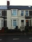 Terraced house to rent in Woodville Road, Cathays...
