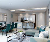 5 bed new development for sale in Farm Lane, London, SW6