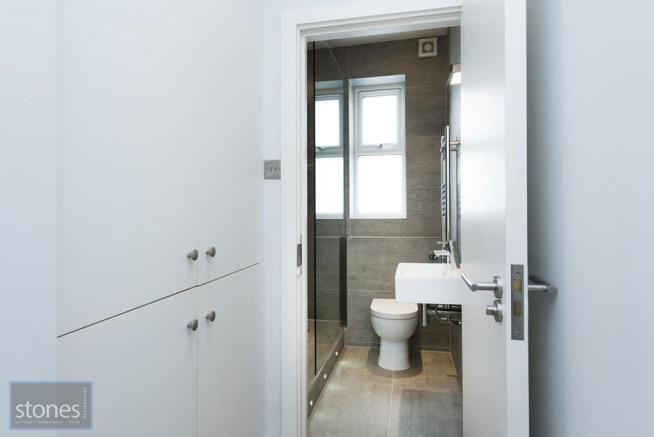 Hallway/Shower Room