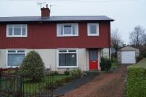 semi detached house in 106  Burnside Crescent...