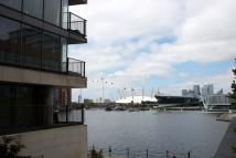 Apartment to rent in Excel Marina, London, E16