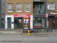 CANNON STREET ROAD Studio apartment to rent