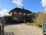semi detached house for sale in Fairfield, Herstmonceux...