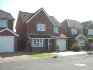 4 bed Detached house for sale in Magellan Way, Eastbourne...