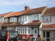 Terraced property in Belmont Avenue, Wembley...