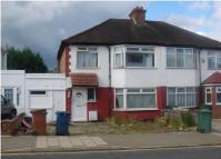 3 bedroom semi detached property to rent in Francis Road, Harrow, HA1