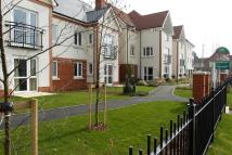1 bed Retirement Property in Farringford Court...