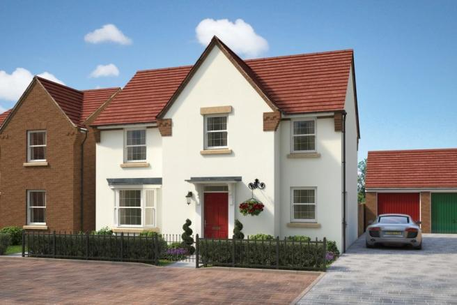 4 bedroom detached house for sale in dixons bank for Mitchell homes price list