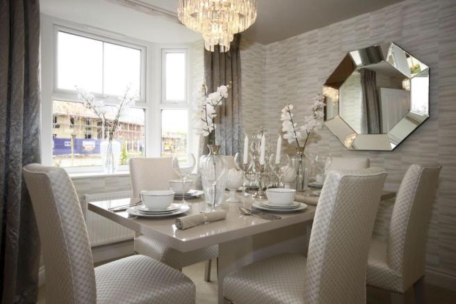Winstone dining room