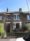 Terraced house in Sunnybank Avenue...