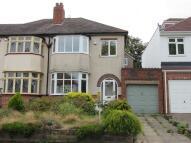 3 bedroom semi detached property for sale in BONSALL ROAD, Birmingham...