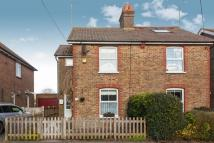 3 bedroom semi detached home for sale in Chatfield Road...