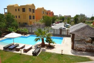 View-Communal pool