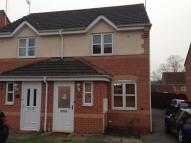 2 bed semi detached house to rent in The Pastures, Oadby, LE2
