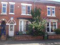 Terraced home in York Road, Loughborough...