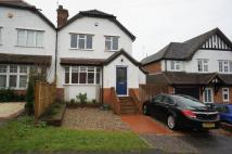 Cromwell Road semi detached property to rent