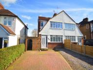 semi detached property for sale in St Albans Road, WATFORD...