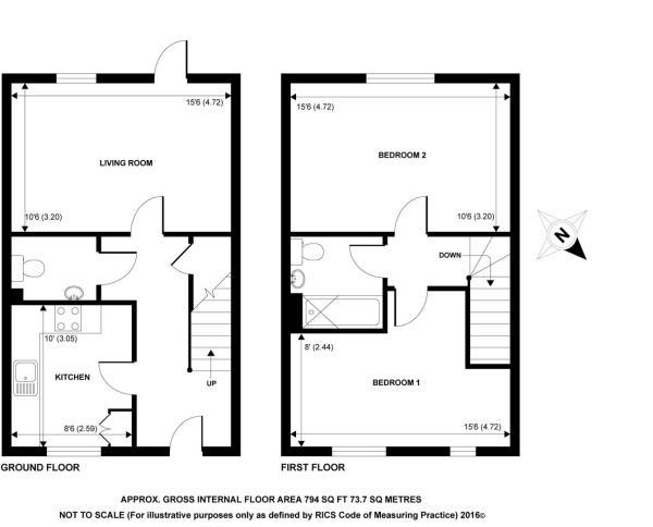 Floorplan -An Exampl