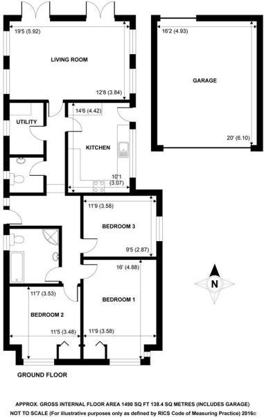 Blackberry Cottage, Bosham Lane - Floorplan.jpg