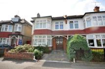 4 bedroom semi detached home in Parkhill Road, Chingford