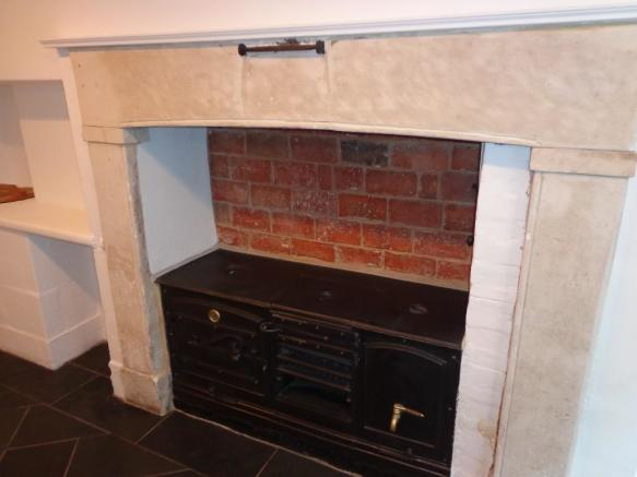 200 year old oven
