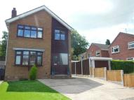 3 bed Detached house for sale in Saxton Avenue, Heanor...