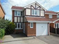 3 bedroom Detached house for sale in Monarch Way, Heanor...