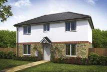 new home in Tresawls Road, Truro, TR1