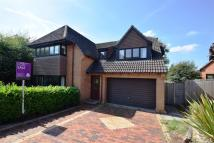 4 bed Detached home in The Grange, Coombe Dingle