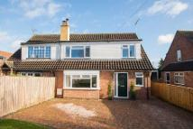 Haddenham semi detached property for sale