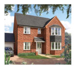 new home in Eastham Cheshire CH62 ODF