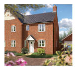 3 bed new home for sale in off Hind Heath Road...