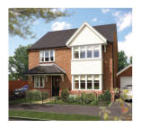 4 bed new house in off Hind Heath Road...