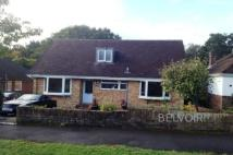 4 bed Detached home to rent in Bassett Green Close...