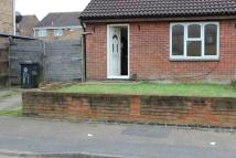 Bungalow to rent in Brewer Close, Rushey-Mead