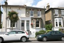 semi detached home in Crystal Palace Road...