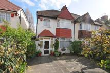 4 bedroom semi detached home in Gunnersbury Lane, W3
