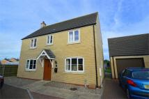 Detached property to rent in Chicheley Close, Soham...