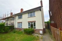 4 bed semi detached home to rent in Queen Ediths Way...