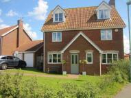 Detached property for sale in Bloomfield Way, Debenham