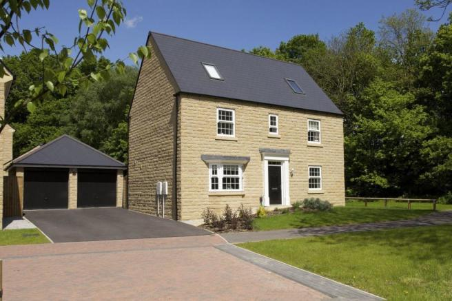 Moorecroft home