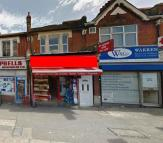 Shop in Chingford Road, London...