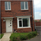 3 bed new house in Sorrel Close, Darlington...