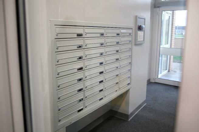 Secure Letter Box