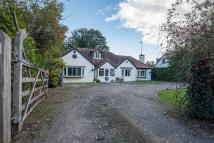 4 bed Detached Bungalow in Station Lane...