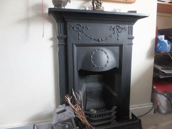 Fireplace in B...