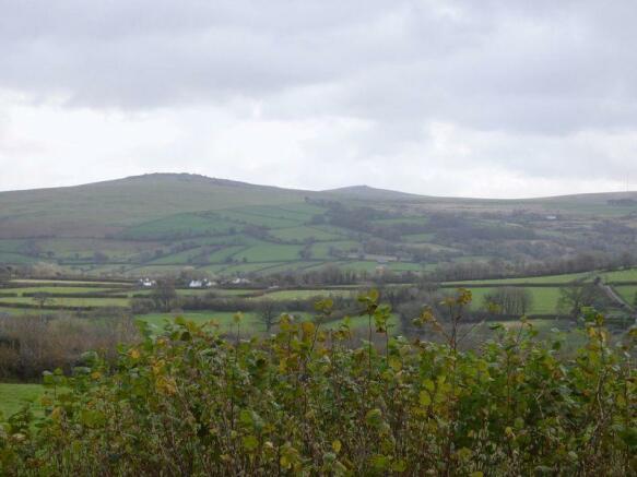 Dartmoor views