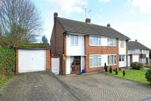 semi detached house in Woodley, Reading